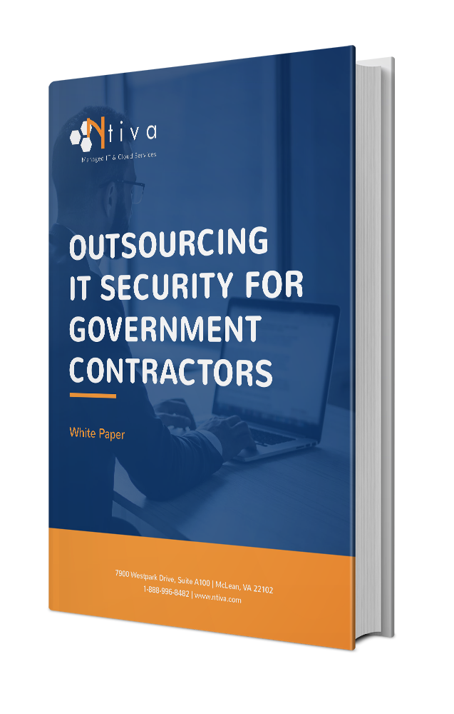 Govt Contractors - Book Cover