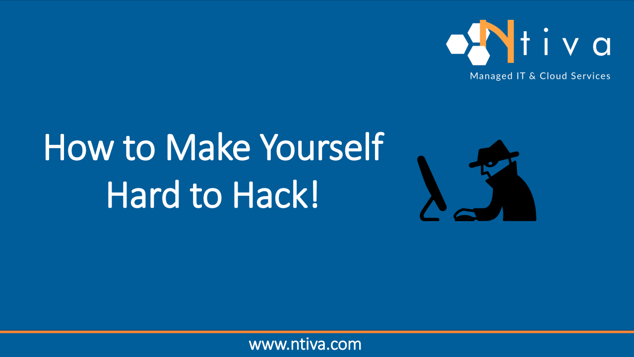 Ebook: How to Make Yourself Hard to Hack!