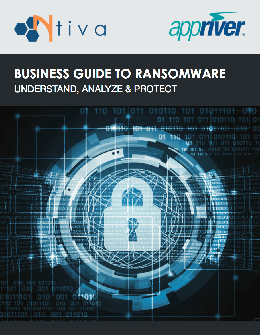 The Business guide to ransomware