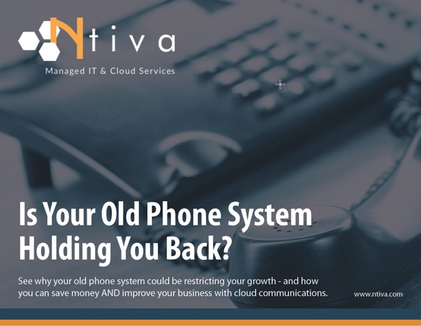 Ebook: Is Your Old Phone System Holding You Back?